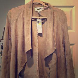 BB Dakota/ Faux Suede Blazer/ Jacket